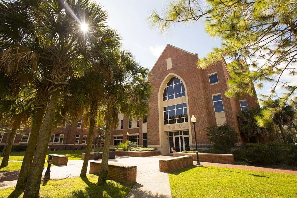 UF Liberal arts and sciences buidling