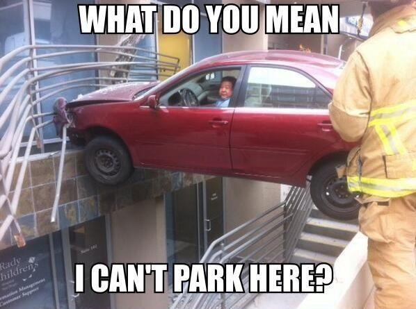 Its-a-perfect-parking-spot