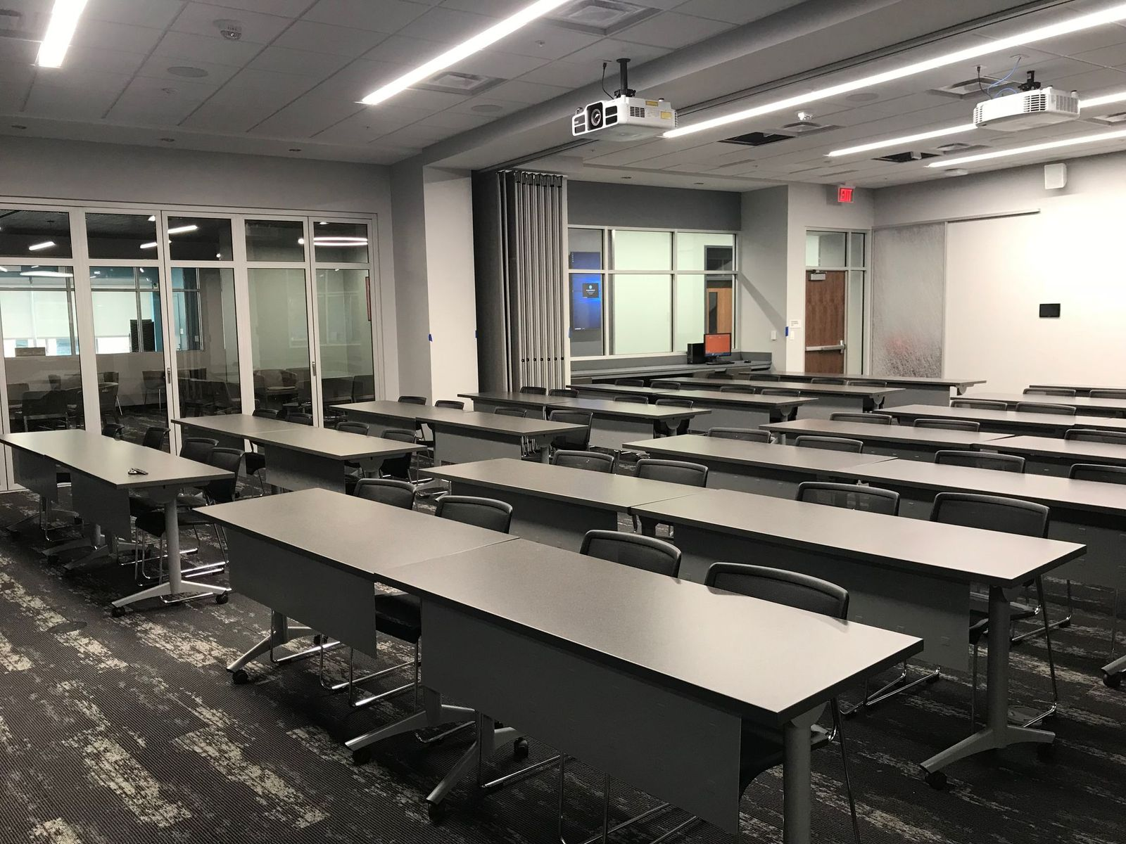 Innovation Rooms A