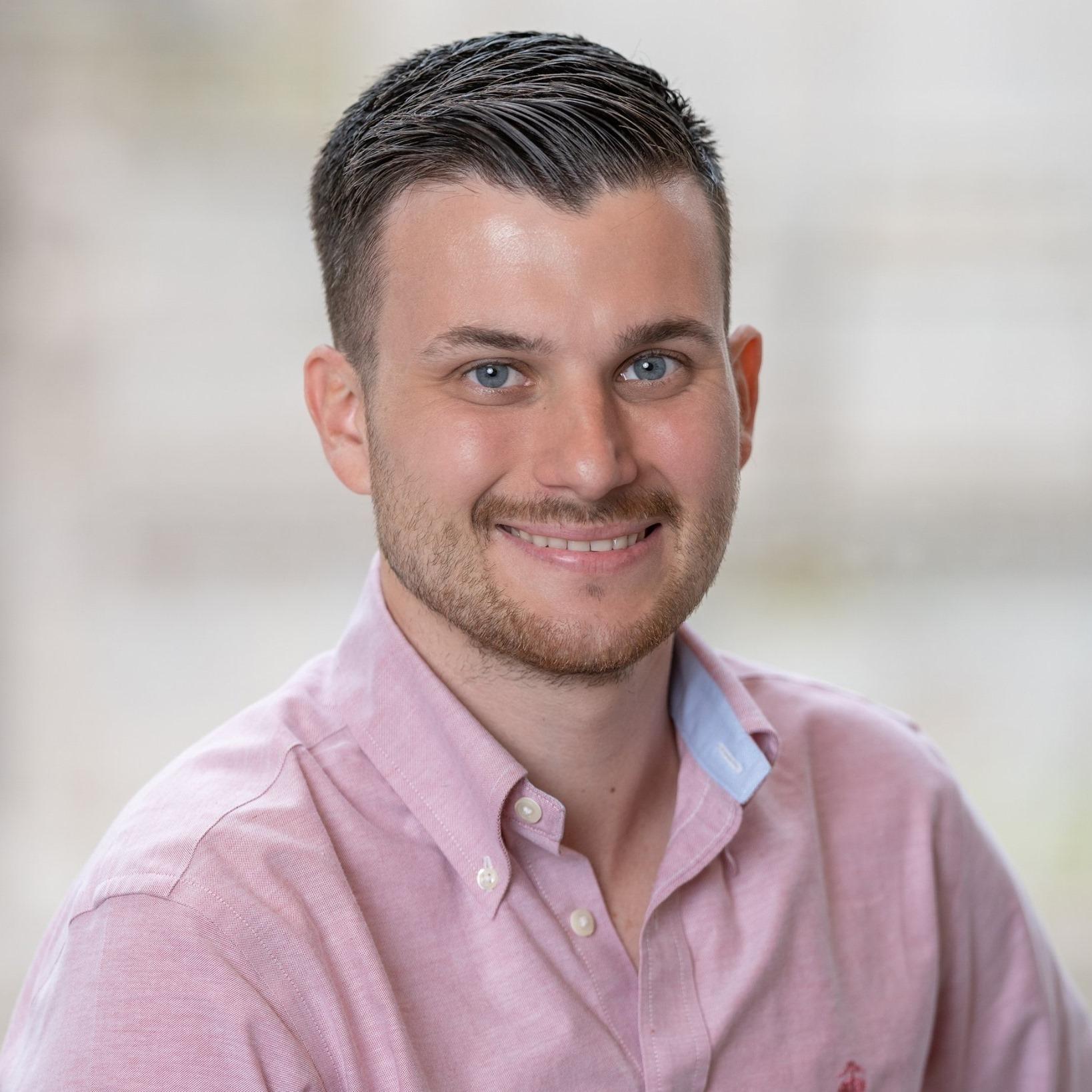 Patrick O'Keefe Headshot